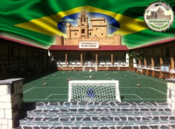 Copa Confederaciones Futbolchapas Brasil 2013