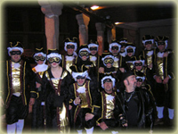 Fiesta de Carnaval en Turégano