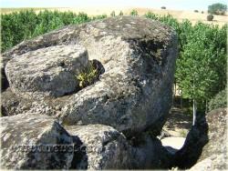 Mesa Redonda en Piedra