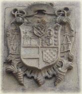 Escudo Palacio Episcopal de Turégano