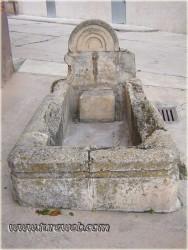Pilones en Turégano