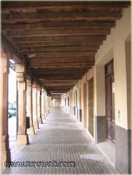 Plaza de España de Turégano