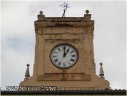 Reloj Ayuntamiento de Turégano