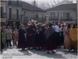 Festividad de Santa Águeda en Turégano