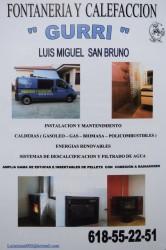 Fontanería San Bruno
