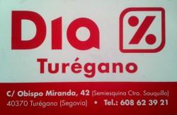 Supermercado DIA Turégano