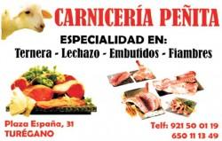 Carnicería Peñita