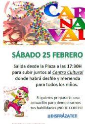 17 Carnaval Infantil