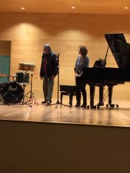 Concierto Solidario Asociacion Autismo Segovia