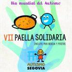 Paella Solidaria día mundial del Autismo