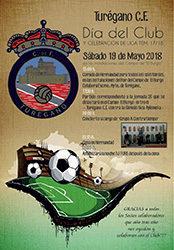 Día del Club y celebración liga 2017/2018 Turégano C.F.