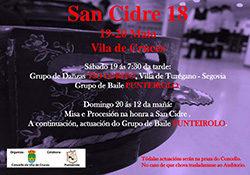 San Cidre 18, Turégano en Galicia